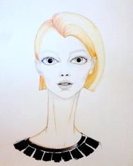 Technique: Crayon, stylo et feutre edding . Taille: 32x41 cm 300g/m2